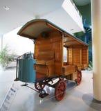 Europa gjorde den första koprivnicen s-tatralastbilen Arkivfoto
