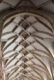 europa Graz Áustria Vista interior da catedral de St Catherine em Graz fotografia de stock