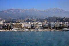 Europa, Grecia, Patrasso fotografie stock libere da diritti