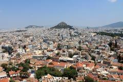 Europa Grekland Aten Fotografering för Bildbyråer