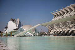 Europa, Hiszpania, Walencja Obraz Royalty Free