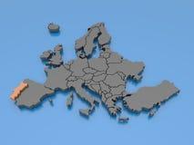 Europa - il Portogallo Fotografie Stock