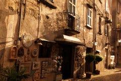 EUROPA ITALIË LAGO MAGGIORE Royalty-vrije Stock Foto's