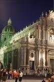 EUROPA ITALIEN SICILIEN Royaltyfria Bilder
