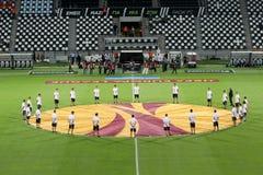 Europa League Anthem Royalty Free Stock Photos