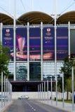 Europa League Final Bucharest Royalty Free Stock Photos