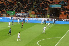 Europa League Inter vs Neftchi Baku 2-2 Stock Images