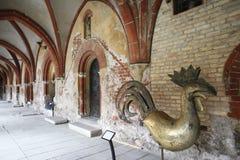 EUROPA LETLAND RIGA Stock Afbeelding