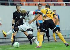 EUROPA liga: ASTRA GIURGIU-AS TRENCIN Zdjęcie Royalty Free