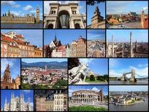 Europa lopp royaltyfri foto