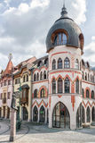 Europa miejsce w mieście Komarno, Sistani Obrazy Stock