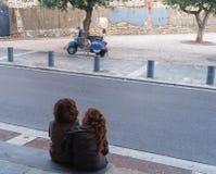 Europa occidental Paisaje de la ciudad Foto de archivo libre de regalías