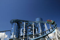 Europa Park. Europe-Germany-Europa Park the most important park in Germany Stock Photo
