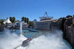 Europa Park stock photos
