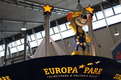 Europa park Royalty Free Stock Images