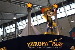 Europa parkerar Royaltyfria Bilder
