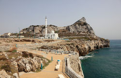 Europa Point in Gibraltar Stock Images