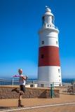 Europa Point Lighthouse Royalty Free Stock Photo