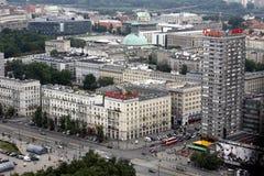 EUROPA POLEN WARSCHAU Lizenzfreie Stockfotografie
