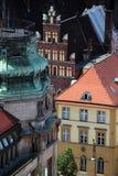 EUROPA POLONIA WROCLAW Foto de archivo