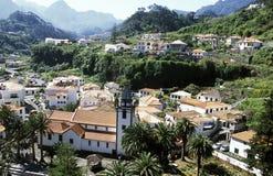 EUROPA PORTUGALIA madery krajobraz fotografia stock