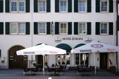 Europa Ruesselsheim del hotel imagenes de archivo