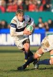 Europa-Rugby-Cup - Benetton gegen Munster Lizenzfreies Stockbild