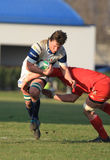 Europa Rugby Cup - Benetton vs Munster royalty free stock photo