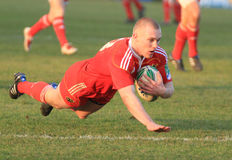 Europa Rugby Cup - Benetton vs Munster Stock Photography