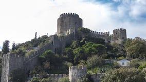 Europa´s castle on Bosporus Royalty Free Stock Photos