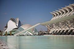 Europa, Spanje, Valencia Royalty-vrije Stock Afbeelding