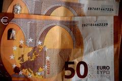 EUROPA strefa euro Zdjęcie Royalty Free