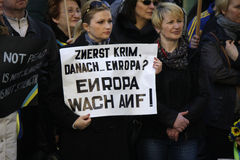 Europa, sveglia Fotografia Stock Libera da Diritti