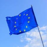Europa union sjunker royaltyfri foto