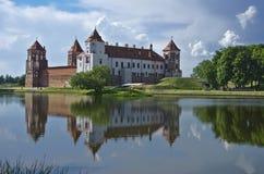 Europa, Wit-Rusland, geschiedenis: Mir Castle Complex Stock Afbeelding