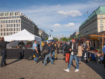 Europafest in Berlin Royalty Free Stock Photos