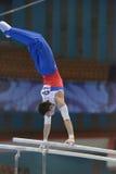 5. Europameisterschaften in der künstlerischen Gymnastik Stockfoto