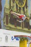 5. Europameisterschaften in der künstlerischen Gymnastik Stockfotos