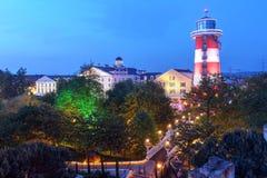 EuropaPark, σκουριά, Γερμανία Στοκ φωτογραφία με δικαίωμα ελεύθερης χρήσης