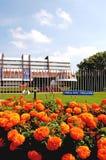 Europarat - Strasburgo Stockfoto