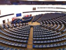 Europarliment lizenzfreies stockbild