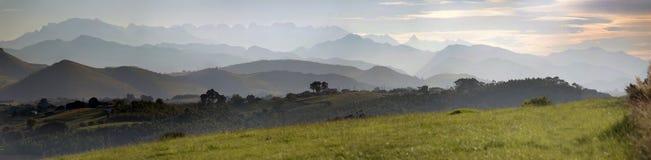 Free Europas Peaks Stock Image - 44384881