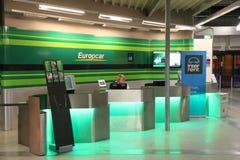 Europcar Stock Image