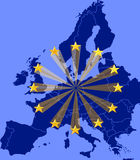 Europe Royalty Free Stock Photos