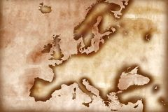 Europe Royalty Free Stock Photo