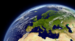 Europe Royalty Free Stock Photography