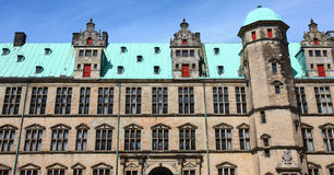 Europe ancient castle Royalty Free Stock Images