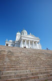 Europe ancient church Royalty Free Stock Image