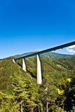 Europe Bridge at Brenner Highway Stock Images