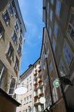 Europe buildings Royalty Free Stock Photo